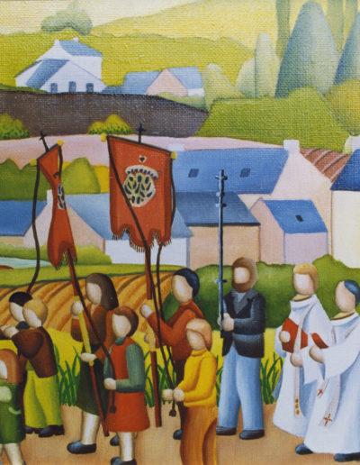 La-procession